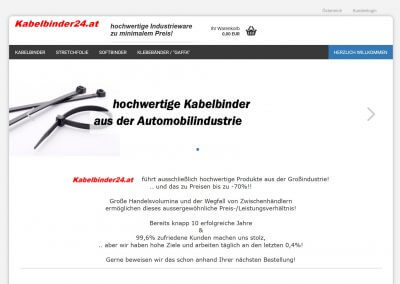 Kabelbinder24.at