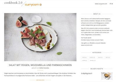 currycom Food-Blog